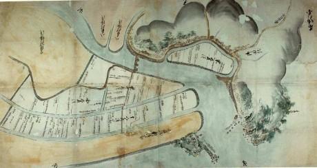 木場古地図